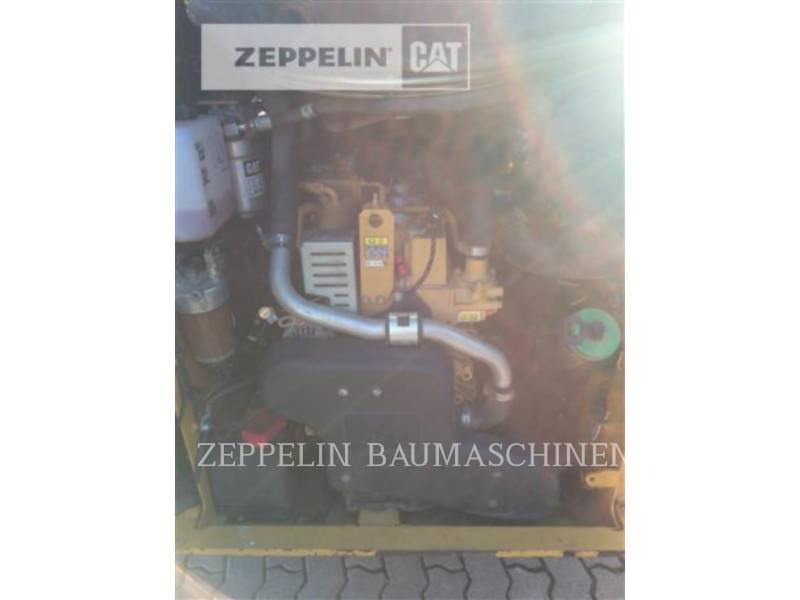 CATERPILLAR ŁADOWARKI ZE STEROWANIEM BURTOWYM 257D equipment  photo 12