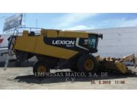 Equipment photo LEXION COMBINE 560R COMBINADOS 1