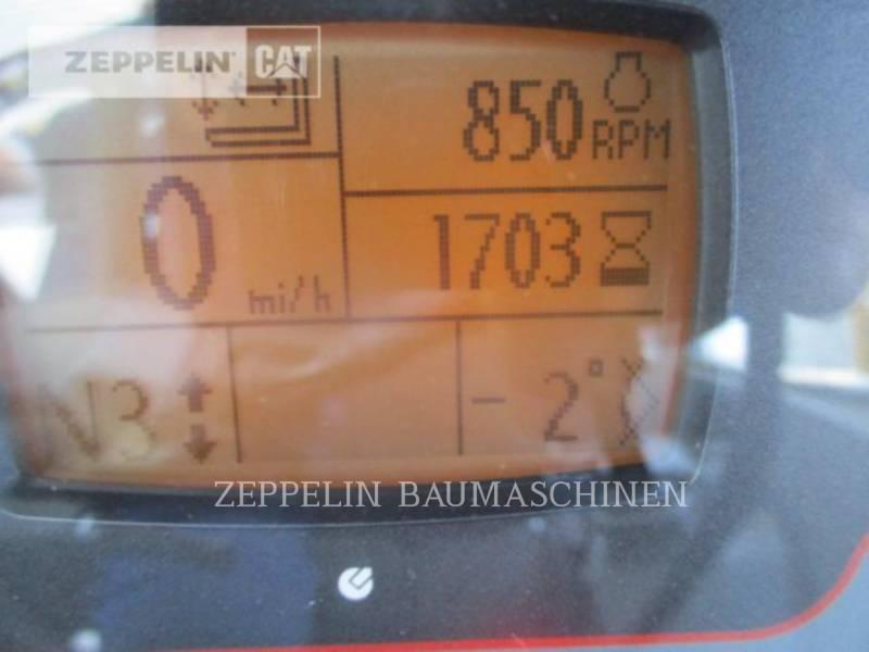 CATERPILLAR MANIPULADORES TELESCÓPICOS TH417C equipment  photo 10