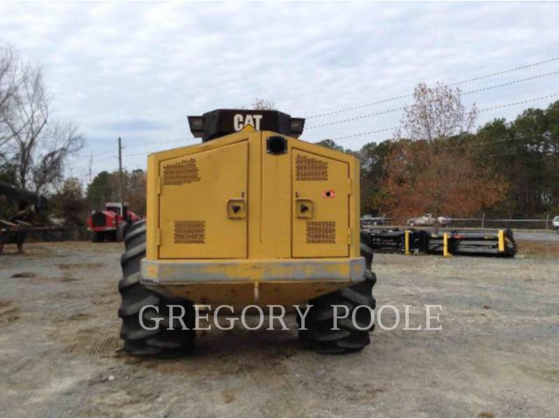 CATERPILLAR FORESTRY - FELLER BUNCHERS - WHEEL 573C equipment  photo 10