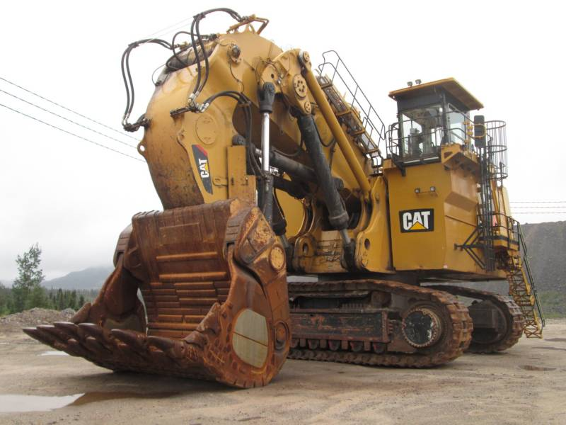 CATERPILLAR PELLE MINIERE EN BUTTE 6060FS equipment  photo 1