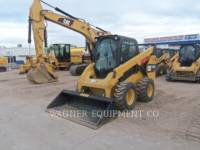 Equipment photo CATERPILLAR 262D SKID STEER LOADERS 1