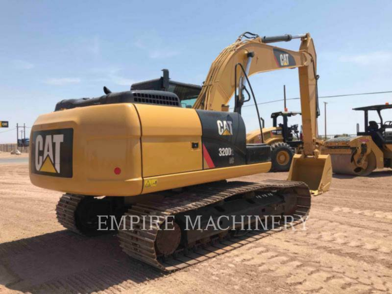 CATERPILLAR トラック油圧ショベル 320D2GC equipment  photo 3
