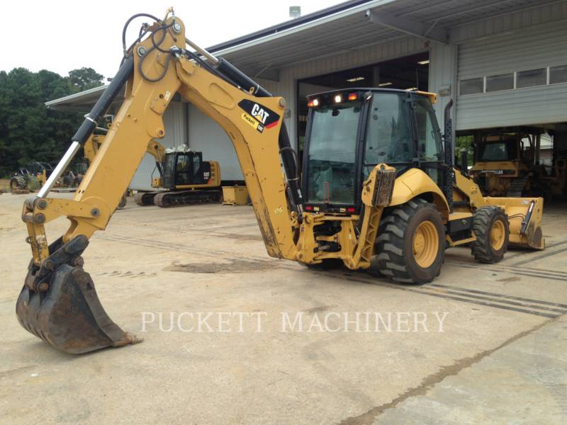 CATERPILLAR バックホーローダ 430FST equipment  photo 3
