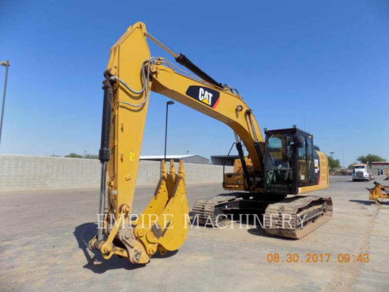 CATERPILLAR ESCAVATORI CINGOLATI 320FL equipment  photo 4