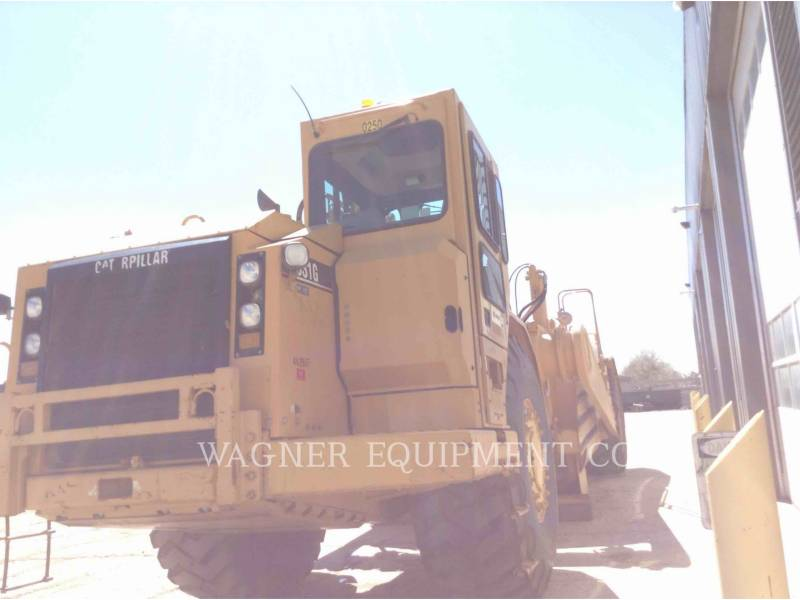 Caterpillar VAGOANE APĂ 631G WW equipment  photo 12