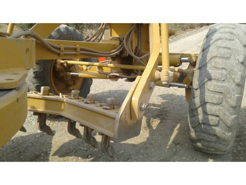 CATERPILLAR NIVELEUSES 120K2 equipment  photo 16