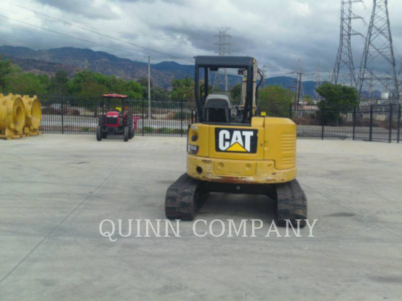CATERPILLAR PELLES SUR CHAINES 305.5E CR equipment  photo 7
