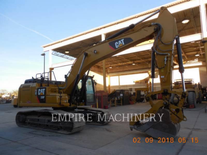 CATERPILLAR トラック油圧ショベル 330FL equipment  photo 1