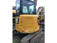 CATERPILLAR KETTEN-HYDRAULIKBAGGER 303.5 E CR equipment  photo 2