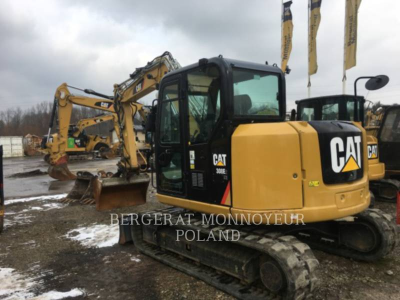 CATERPILLAR TRACK EXCAVATORS 308E2 CR equipment  photo 3