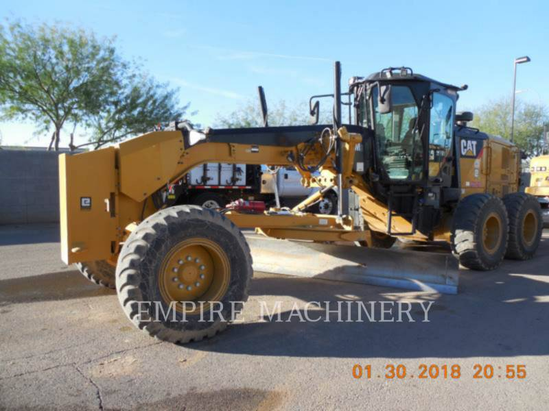 CATERPILLAR АВТОГРЕЙДЕРЫ 12M3 equipment  photo 4