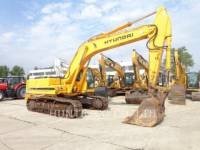 HYUNDAI PELLES SUR CHAINES R 290 LC-7 equipment  photo 2