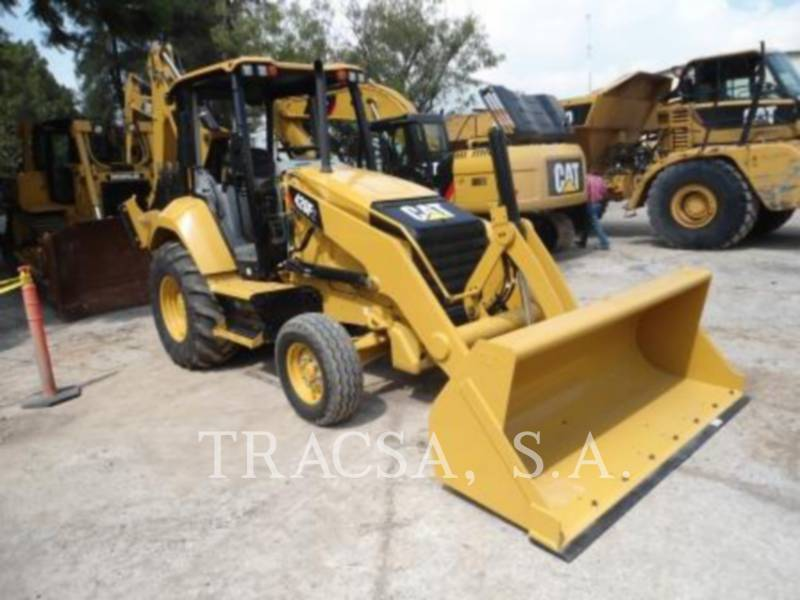 CATERPILLAR CHARGEUSES-PELLETEUSES 420F2STLRC equipment  photo 2