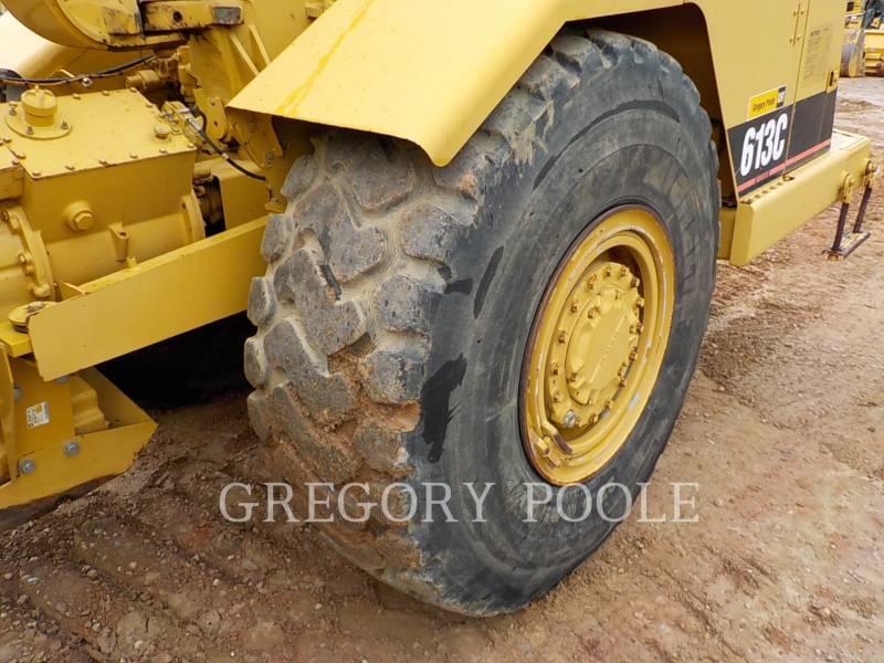 CATERPILLAR WHEEL TRACTOR SCRAPERS 613C II equipment  photo 21