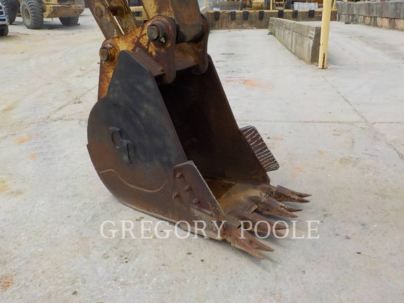 CATERPILLAR KETTEN-HYDRAULIKBAGGER 320C L equipment  photo 19