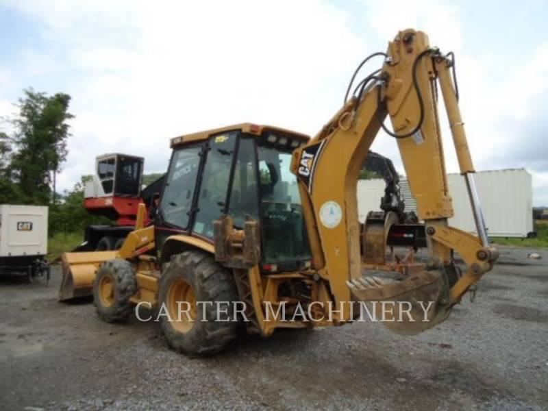 CATERPILLAR BAGGERLADER 420D equipment  photo 4