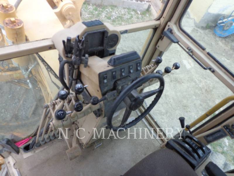CATERPILLAR MOTOR GRADERS 14H equipment  photo 7