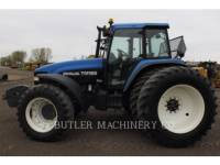 FORD / NEW HOLLAND AG TRACTORS TM165 equipment  photo 6