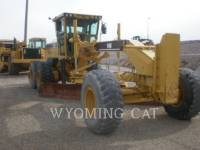 Equipment photo CATERPILLAR 14H MOTOR GRADERS 1