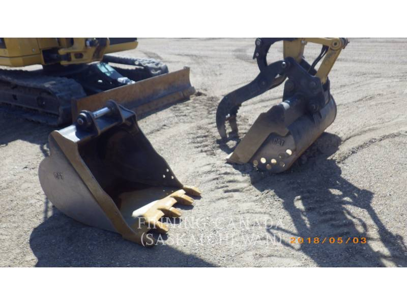 CATERPILLAR EXCAVADORAS DE CADENAS 308E CR SB equipment  photo 5