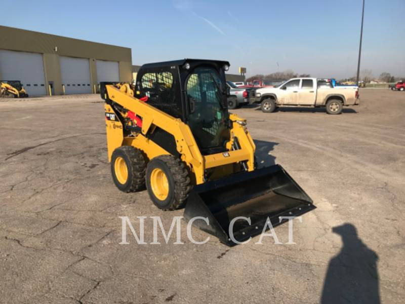 CATERPILLAR SKID STEER LOADERS 232D equipment  photo 4