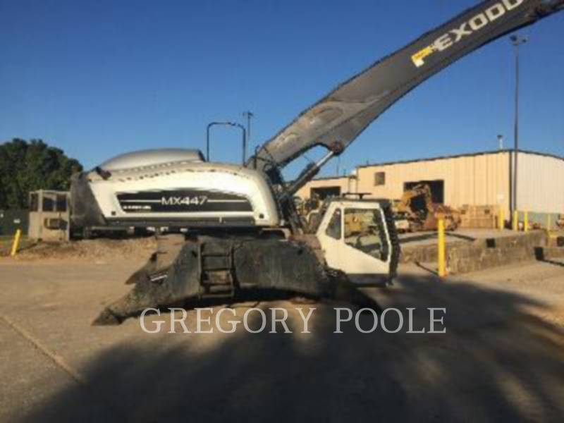 EXODUS WHEEL EXCAVATORS MX447HDR equipment  photo 6