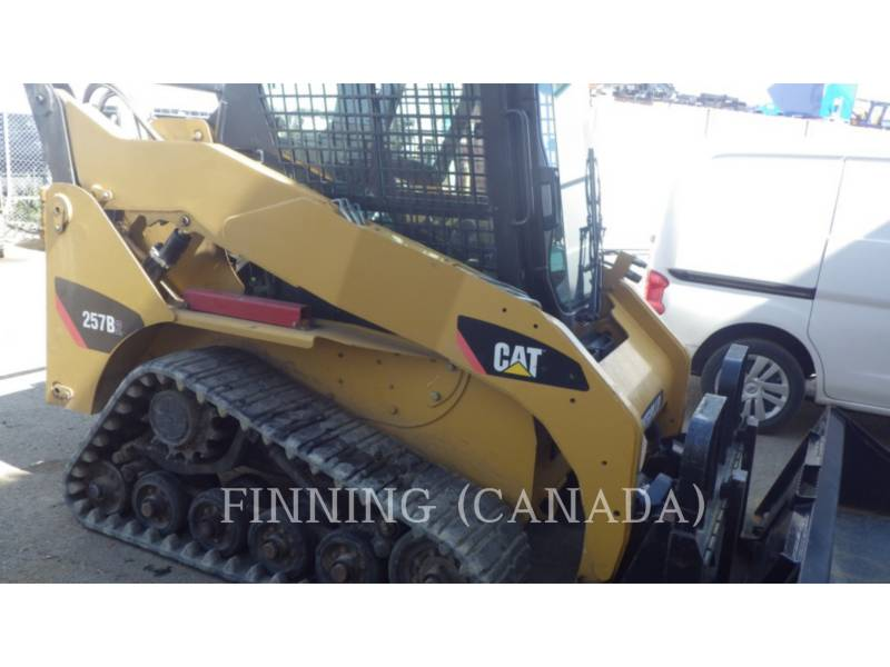 CATERPILLAR MULTI TERRAIN LOADERS 257B2 equipment  photo 1