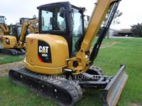 CATERPILLAR ESCAVATORI CINGOLATI 305E2CR equipment  photo 7