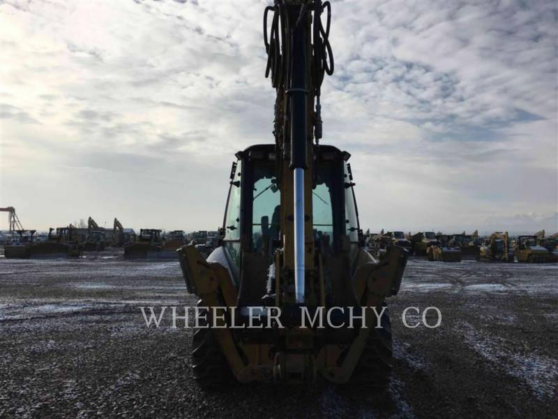 CATERPILLAR BACKHOE LOADERS 420F ITETH equipment  photo 5
