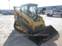 Equipment photo CATERPILLAR 289DLRC MULTI TERRAIN LOADERS 1