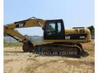 CATERPILLAR ESCAVATORI CINGOLATI 320D equipment  photo 1