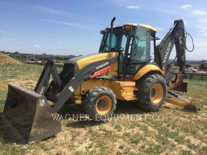 VOLVO CONSTRUCTION EQUIPMENT BACKHOE LOADERS BL70 equipment  photo 1