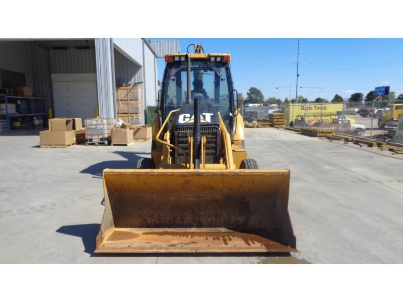 CATERPILLAR CHARGEUSES-PELLETEUSES 416EST equipment  photo 24