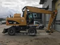 CATERPILLAR KOPARKI KOŁOWE M315D equipment  photo 4