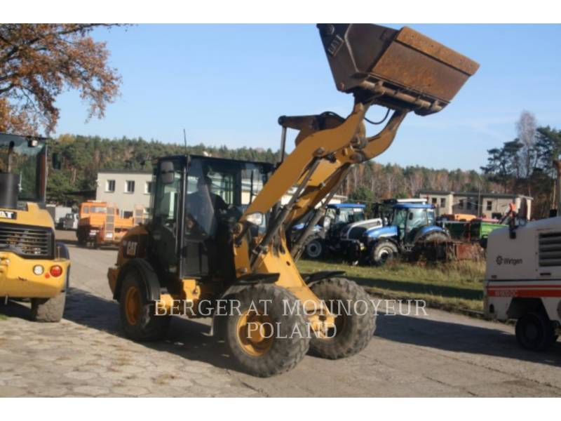 CATERPILLAR WHEEL LOADERS/INTEGRATED TOOLCARRIERS 906H equipment  photo 11
