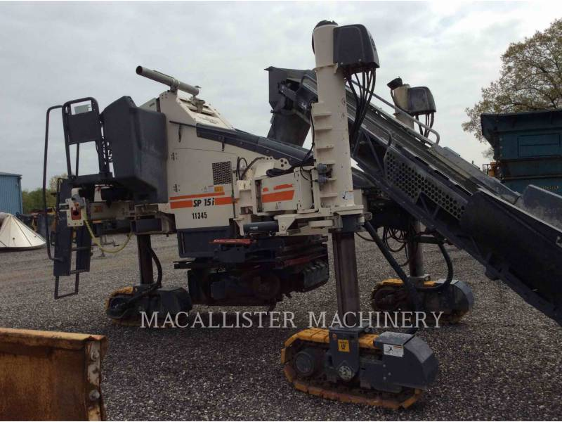 WIRTGEN GROUP SLIPFORM PAVERS SP15I equipment  photo 2