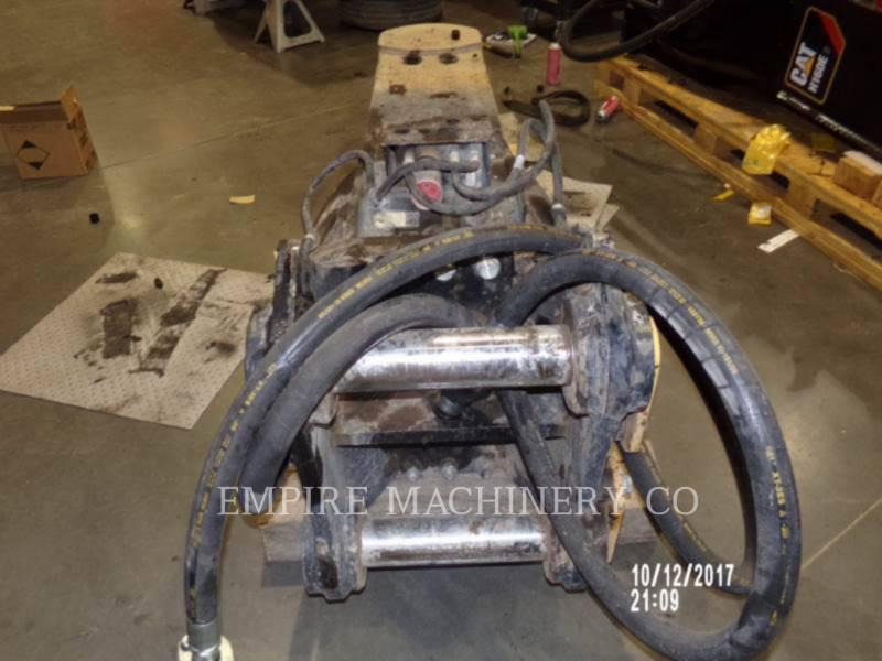 CATERPILLAR WT - ハンマー H130ES equipment  photo 3