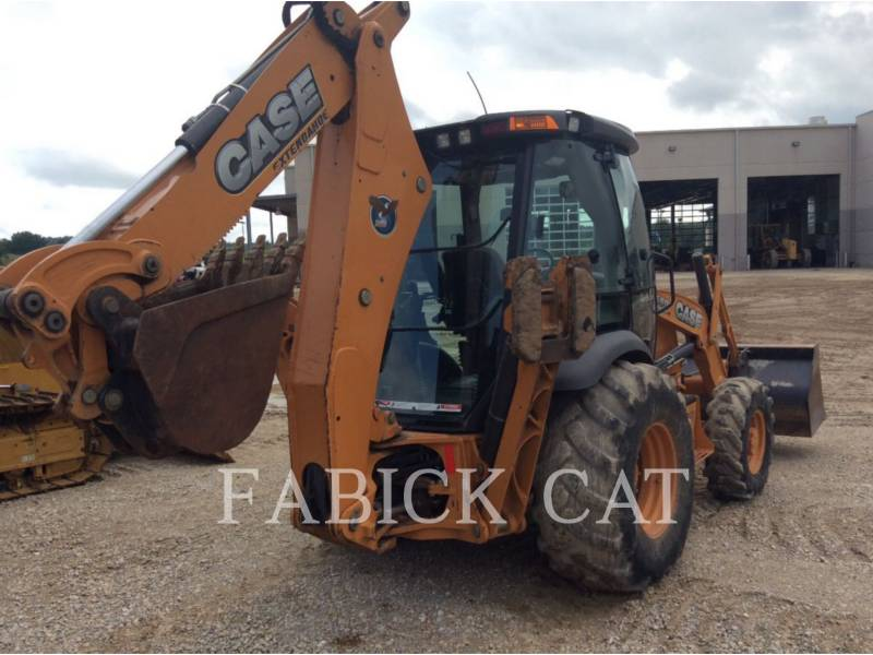 CASE/NEW HOLLAND BACKHOE LOADERS 580SUPERN equipment  photo 3