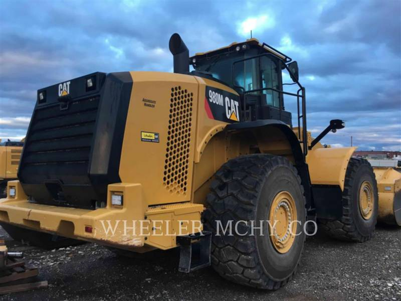 CATERPILLAR CARGADORES DE RUEDAS 980M AOC equipment  photo 5