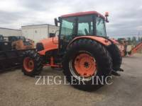 KUBOTA TRACTOR CORPORATION AG TRACTORS M135XDTC equipment  photo 3