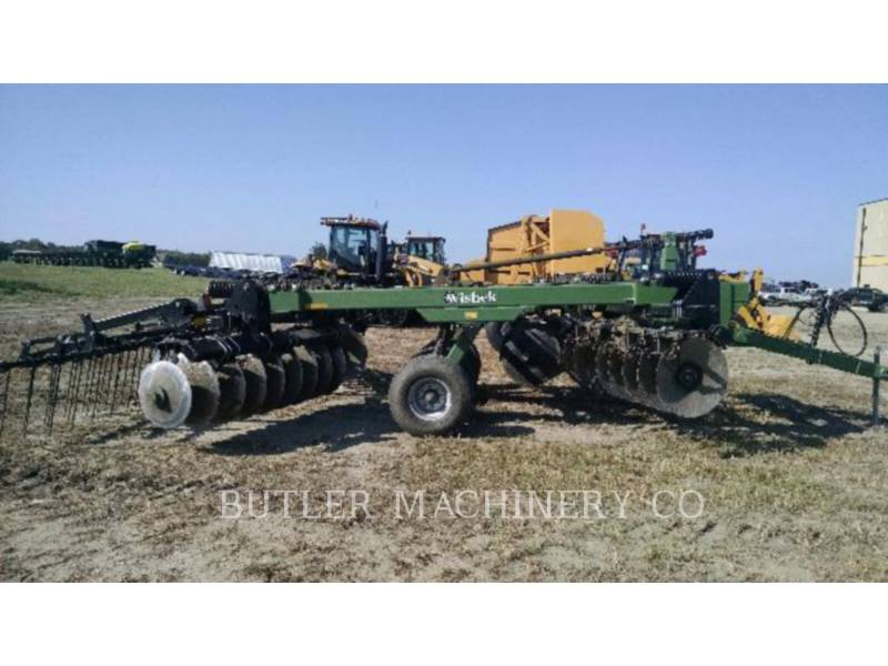 WISHEK STEEL MFG INC AG TILLAGE EQUIPMENT 842NT-16 equipment  photo 3