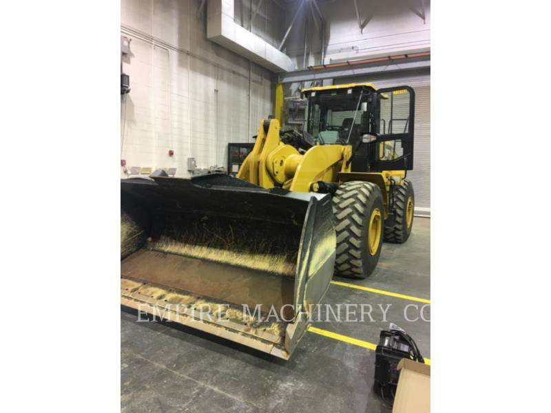 CATERPILLAR CARGADORES DE RUEDAS 950GC FC equipment  photo 3