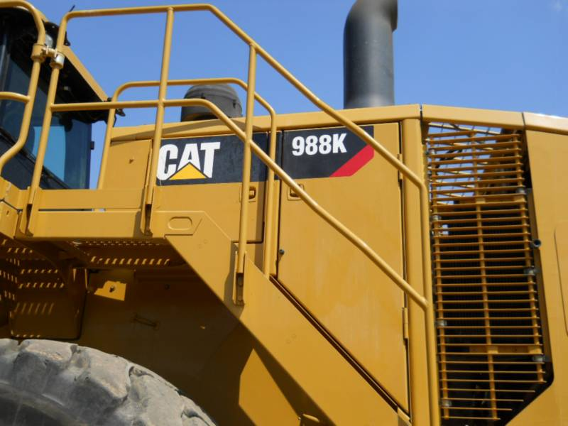 CATERPILLAR WHEEL LOADERS/INTEGRATED TOOLCARRIERS 988K equipment  photo 6