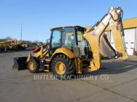 CATERPILLAR BAGGERLADER 420F2IT equipment  photo 3