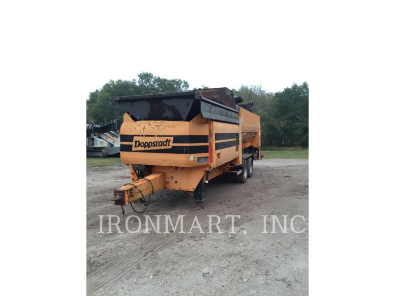DOPPSTADT SCREENS SM720 equipment  photo 1
