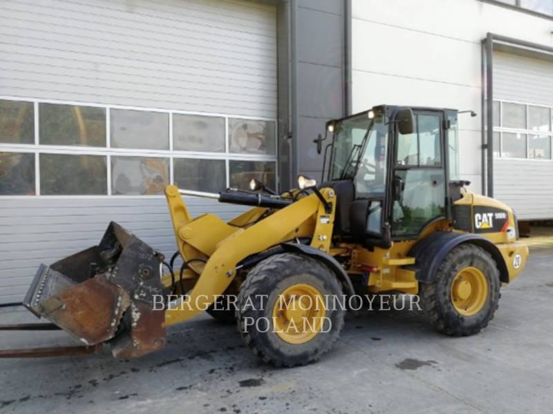 CATERPILLAR WHEEL LOADERS/INTEGRATED TOOLCARRIERS 908H2 equipment  photo 3