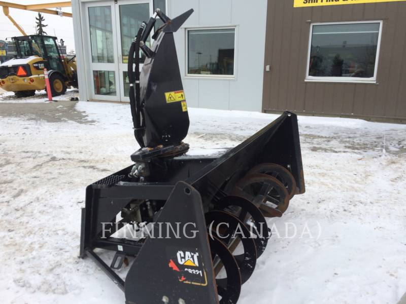 CATERPILLAR  SNOW REMOVAL SR321 equipment  photo 4
