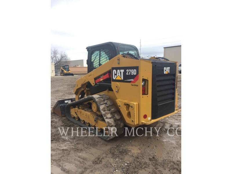CATERPILLAR MULTI TERRAIN LOADERS 279D C3-H2 equipment  photo 5