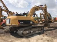 CATERPILLAR トラック油圧ショベル 324DL equipment  photo 3